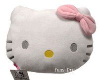 Sanrio Hello Kitty plush toy   Hello Kitty Throw Pillow
