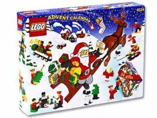 LEGO Creator Advent Calendar, 4524, 231 Pieces, 2002 Toys & Games
