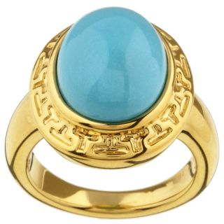Encore by Le Vian 14k Yellow Gold Turquoise Ring