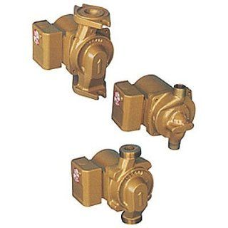 Bell & Gossett 103258LF 1/40 HP NBF 9U/LW Bronze Circulator Pump