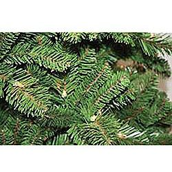 Good Tidings Thompson Noble Fir 7 foot Artificial Pre lit Christmas