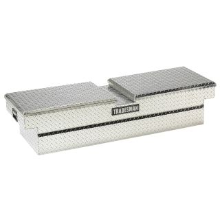 Plate Aluminum Cross bed Truck Tool Box Today $441.24