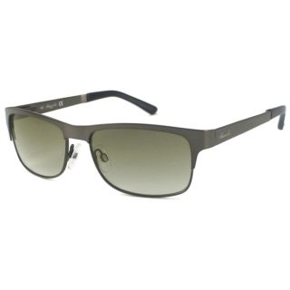 Kenneth Cole Reaction KC6075 Mens Unisex Rectangular Sunglasses